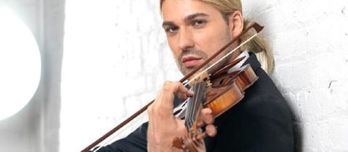 David Garrett, la star del violino in concerto all'Obihall di ... - radiowebitalia.it