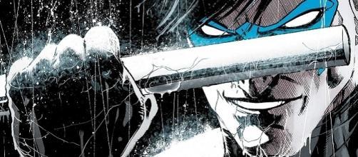 DC Comics NIGHTWING: REBIRTH #1 cover | Javier Fernandez (dccomics.com)