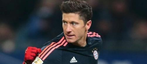 Did you know Real Madrid want Robert Lewandowski to replace ... - ronaldocr7.com