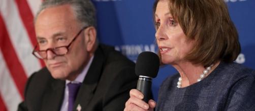 Donald Trump Called A 'Jerk' By Nancy Pelosi, Chuck Schumer Agrees - inquisitr.com