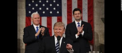 Donald Trump delivers first speech to Congress - CNNPolitics.com - cnn.com