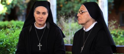 'Che Dio ci aiuti 5': Suor Angela abbandona la fiction? - lospettacolo.it