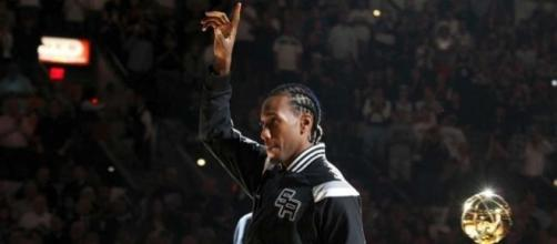 For Kawhi Leonard, the goal is more championships nothing more ... - mysanantonio.com