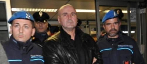 Il comandante 'Paraga', al secolo Hanefija Prjic, al momento dell'arresto nel 2015