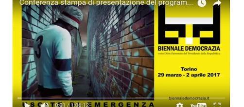 La Biennale Democrazia 2017 a Torino.