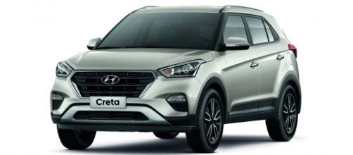 No mês passado, o Hyundai Creta abocanhou uma fatia de 9,7% do bolo dos SUVs e a tendência é ele superar a dupla da Jeep na virada para o 2º semestre
