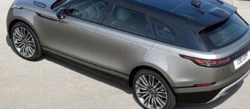 Nuova Range Rover Velar - Debutto a Ginvera