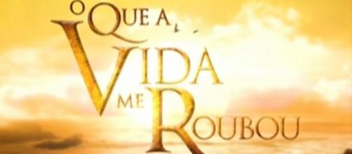 """""""O Que a Vida me Roubou"""", exibida pelo SBT"""