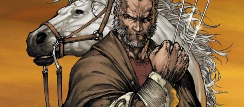 Portada Wolverine: Old Man Logan. Marvel Aventuras. Editorial Televisa.