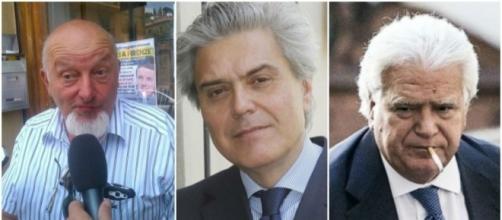 Tiziano Renzi, Marroni e Verdini protagonisti dell'inchiesta Consip