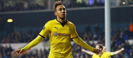 Tottenham 1-2 Borussia Dortmund (agg 1-5): Pierre-Emerick ... - dailymail.co.uk