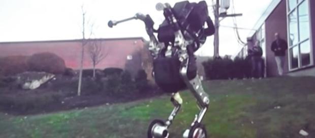 Boston Dynamics' Latest Nightmare Robot 'Handle' - driverless.id