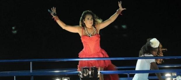 Daniela Mercury está causando muita revolta