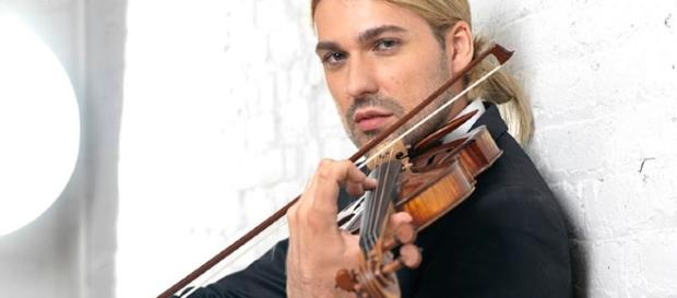 David Garrett, la star del violino in concerto all'Obihall di ... - radiowebitalia.it