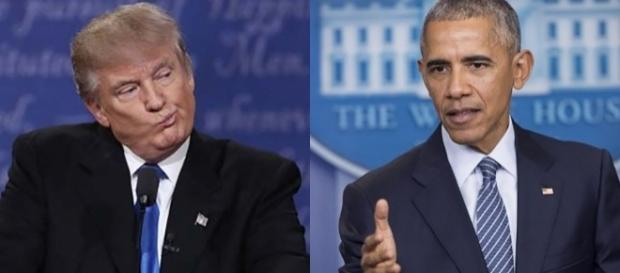 Donald Trump accuses Barack Obama of 'wire-tapping' his offices ... - scroll.in