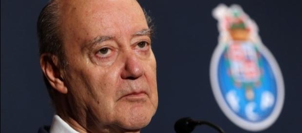 Pinto da Costa está enfrentando graves problemas