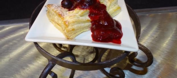 Save room for dessert when you dine at the festival. (Photo by Barb Nefer)