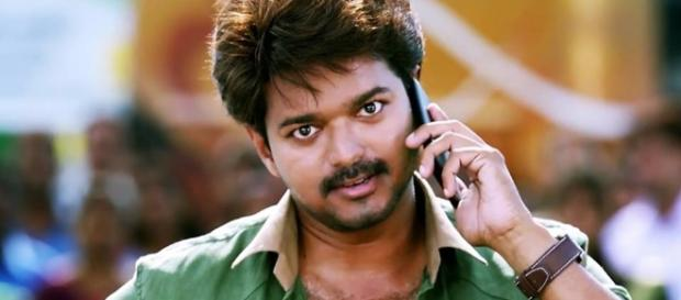 Vijay from 'Bairavaa' (Image credits factskeeper.com)