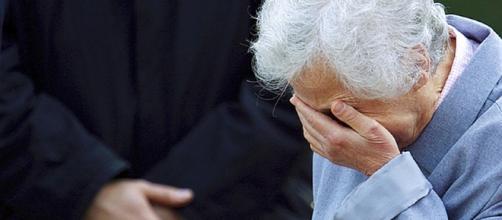 A morte do parceiro de matrimónio pode ser um factor muito stressante.