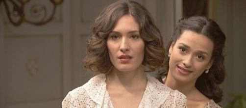 Camila e Lucia nascondono un segreto