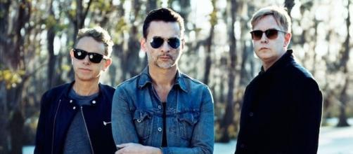 Depeche Mode en México el 11 de marzo de 2018