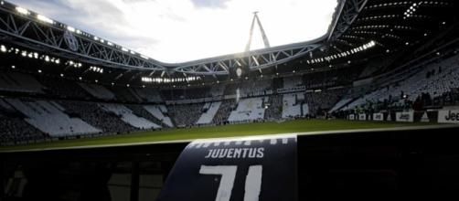 Ecco come sarà la maglia della Juventus 2017/18 con il nuovo logo