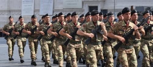 Esercito Italiano: pubblicato bando per 6000 volontari.