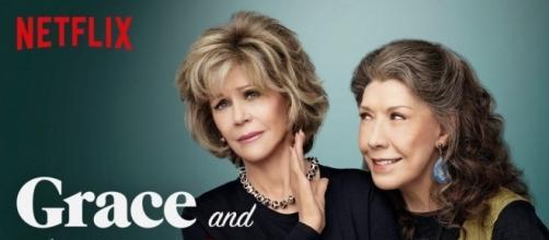 Grace and Frankie, rinnovata anche alla terza stagione - leganerd.com