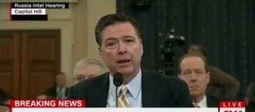 James Comey on wiretapping, via YouTube