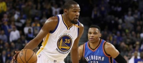 Kevin Durant and Russell Westbrook still haven't spoken — but they ... - theundefeated.com