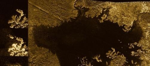 Nitrogen bubbles on Saturn's moon Titan help solve mystery of ... - ibtimes.co.uk