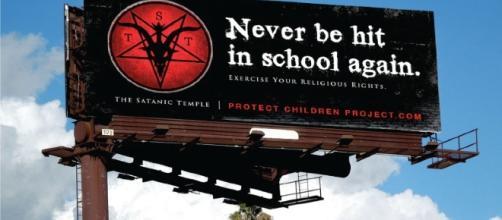 Protect Children Project billboard in Texas | protectchildrenproject.com