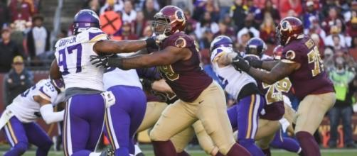 Redskins tackle Ty Nsekhe donates tickets to the victims of Dallas ... - washingtonpost.com