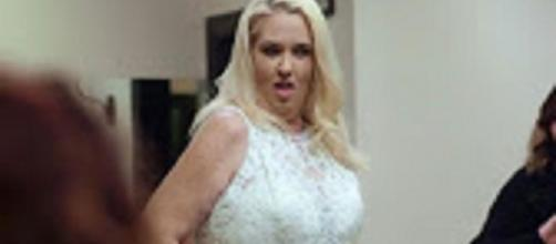 Source: Youtube WEtv. Mama June fat-shamed by Sugar Bear's morbidly obese wife Jennifer Lamb