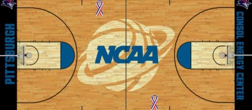 The NCAA Tournament will have some heated matchups in the Sweet 16 - sportslogos.net