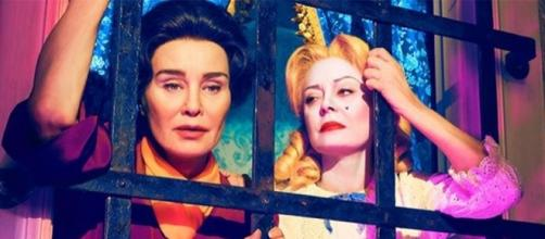 Watch Feud: Bette and Joan Trailer - See Jessica Lange, Susan ... - harpersbazaar.com