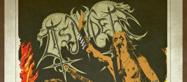Tsjuder, banda norueguesa de black metal, faz turnê inédita pela América Latina