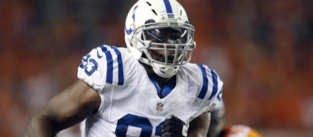 Colts Dwayne Allen on Free Agency: 'I Plan On Being Back' - horseshoeheroes.com