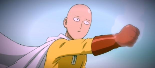 "Fans will once again see the fights of Saitama in ""One Punch Man"" season 2. /Photo via: Frost Skull, YouTube Screenshot"