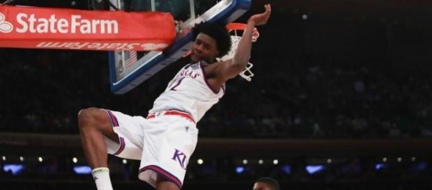 Josh Jackson must stand tall for Kansas to become NCAA title ... - sportingnews.com