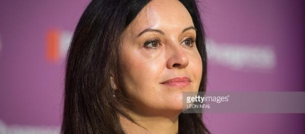 Labour MP Caroline Flint addresses delegates at the Progress ... - gettyimages.co.uk