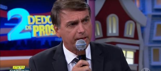 Mais uma polêmica envolvendo Bolsonaro