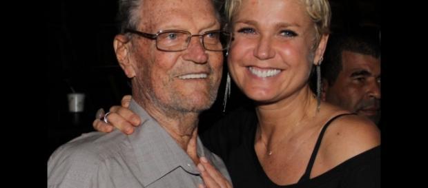 Morre Luiz Floriano, pai de Xuxa