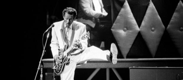 Morto Chuck Berry: da Johnny B. Goode a Roll Over Beethoven, i ... - webdigital.hu