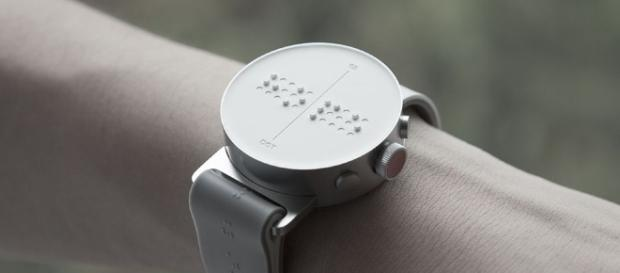 The World's first ever smartwatch for blind people will finally ... - com.pk