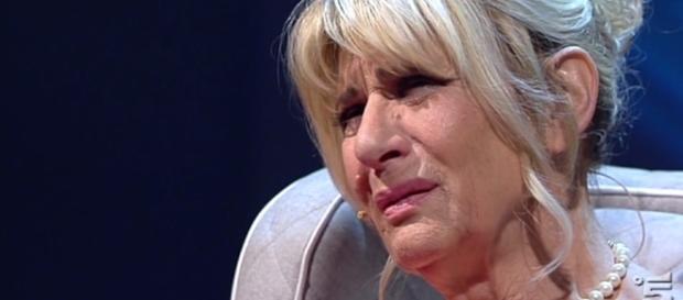 Uomini e Donne, Gemma in lacrime