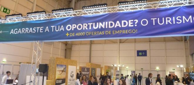 A feira de emprego é um dos grandes destaques na BTL