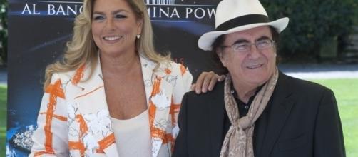 Al Bano e Romina in una foto recente.
