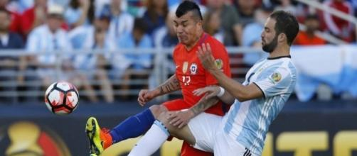Argentina vs Chile, Final de la Copa América 2016 Centenario ... - as.com