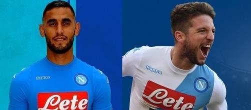Calciomercato: l'Inter prova il doppio colpo Ghoulam-Mertens in casa Napoli